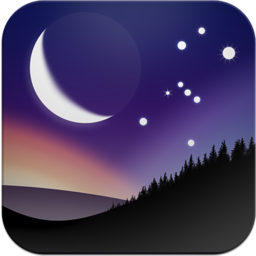 The Stellarium的 Virtual Planetarium Sofware